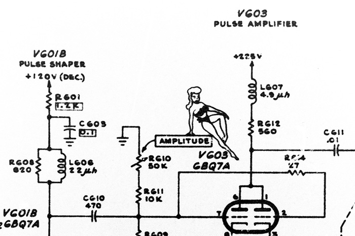 schematic cartoons rh vintagetek org Circuit Schematic Symbols Chart Electronic Circuit Schematic Diagrams
