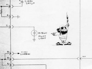 Schematic Cartoons